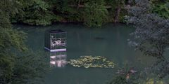 Floating Cube Arlesheim