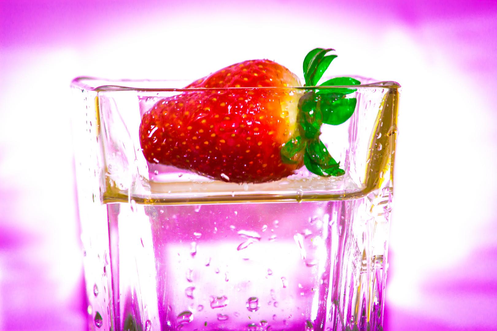 Floating fruit