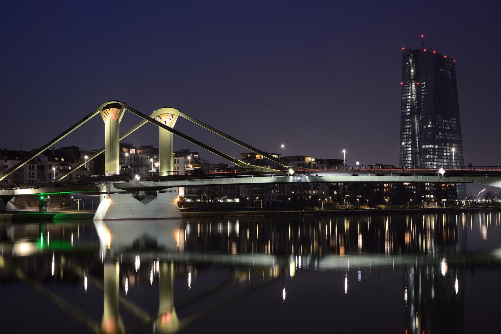 Flösserbrücke Frankfurt