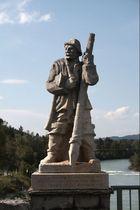 Floesserdenkmal in Lechbruck