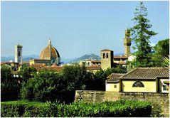 Florence au soleil. 2