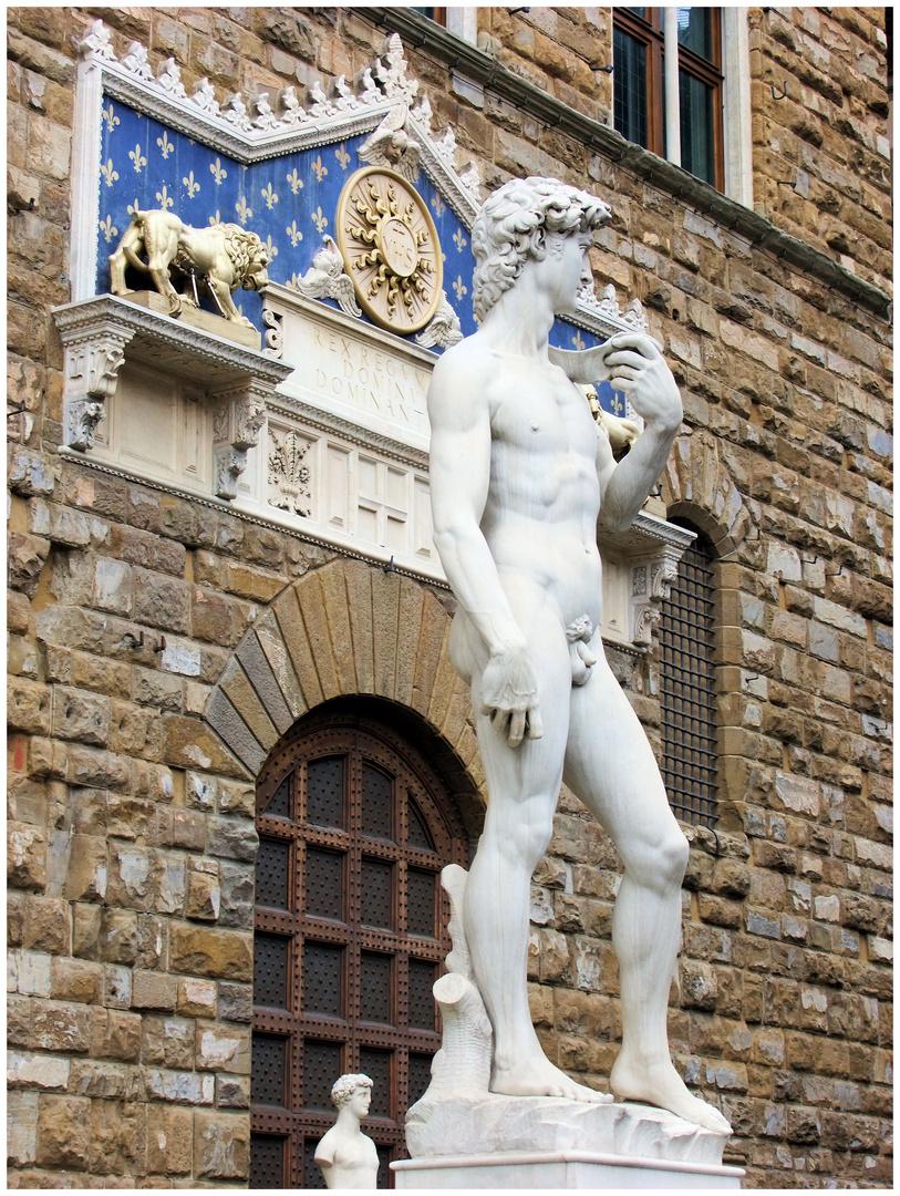 Florence. Copie conforme...