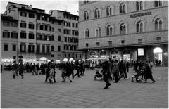 Florence hier...