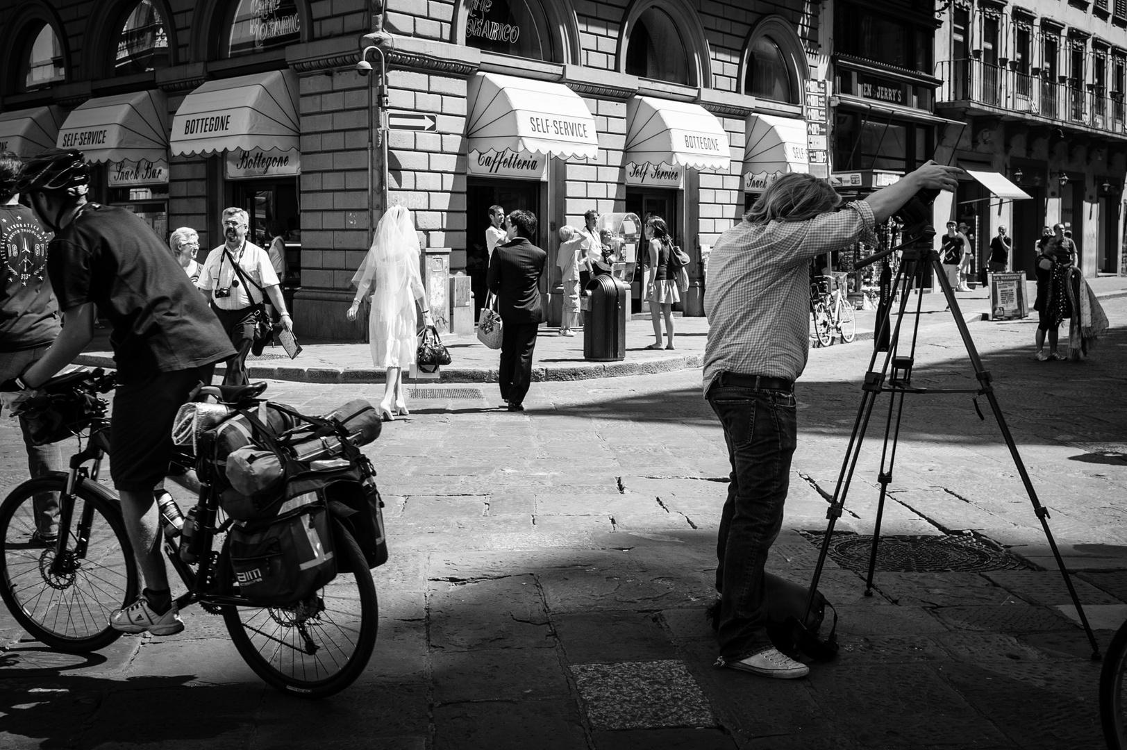 Florencia - cada uno a lo suyo