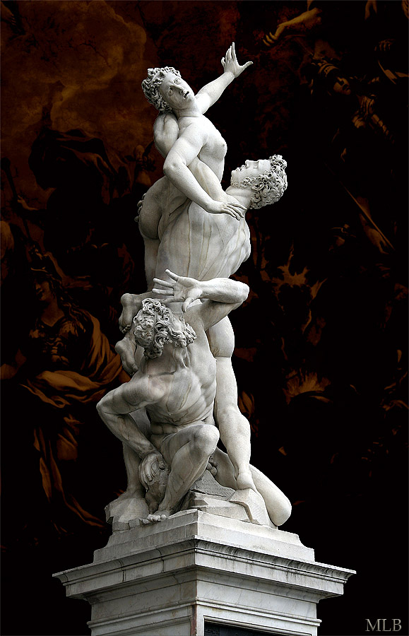 Florenz 2 Skulptur