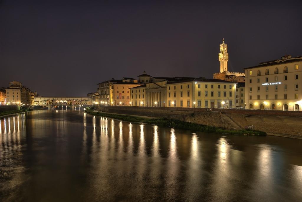 Florenz - am Arno