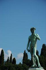 Florenz David-Nachbildung
