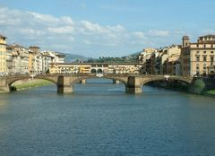 Florenz Ponte Santa Trinita