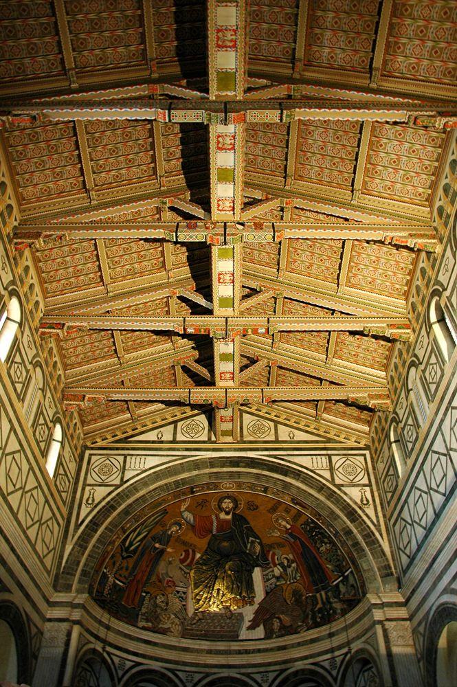 Florenz - San Miniato .