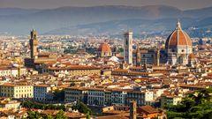 Florenz - Skyline