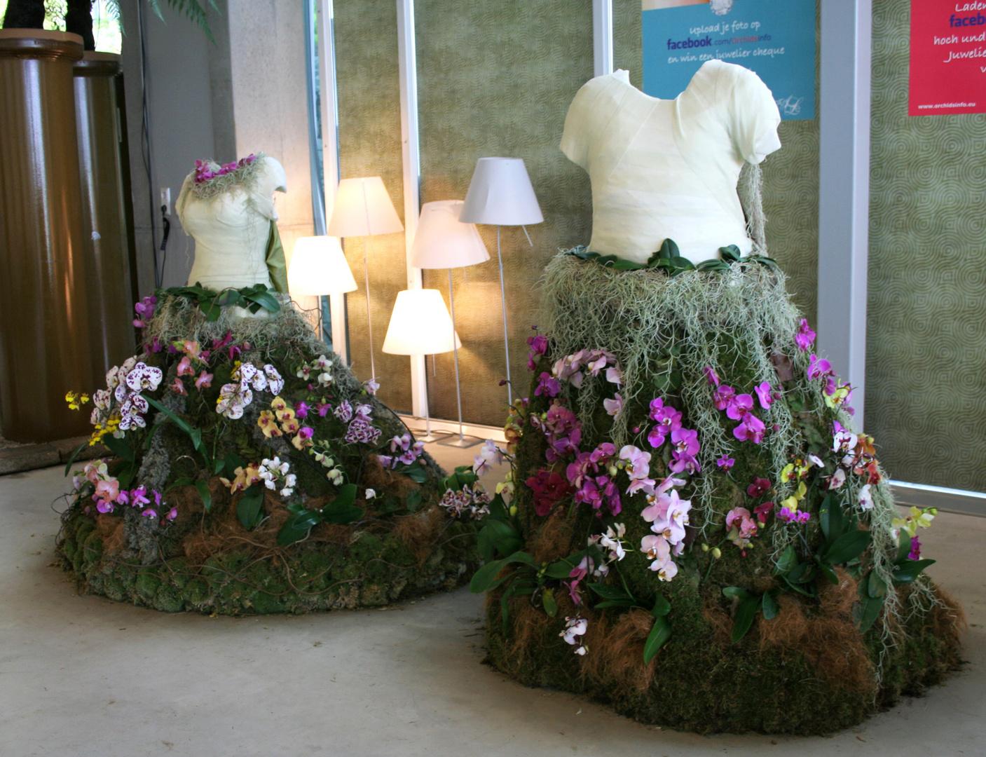 Floriade 2012 - Brautkleider ?