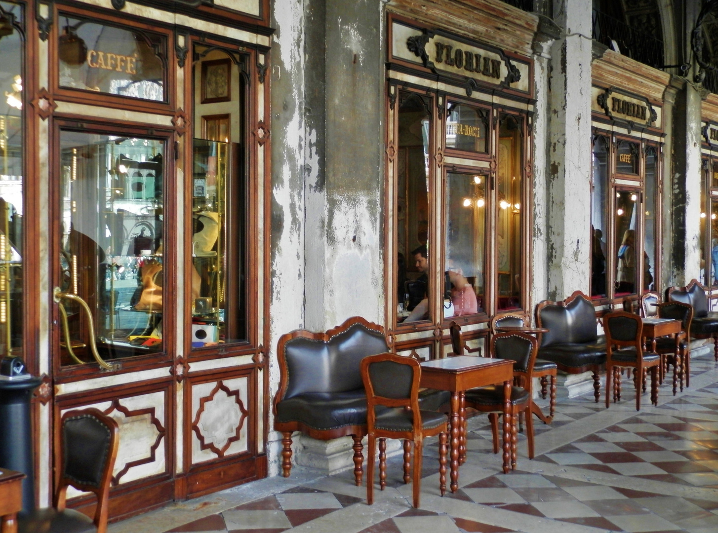 Florian Caffè in Venice