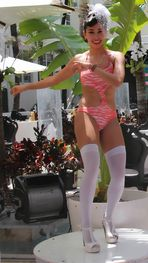 Florida Miami Beach Street