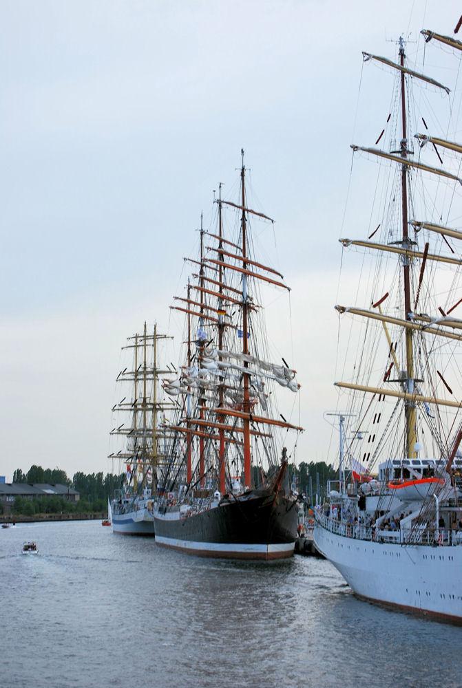 Flotte(r) Dreier ;-)