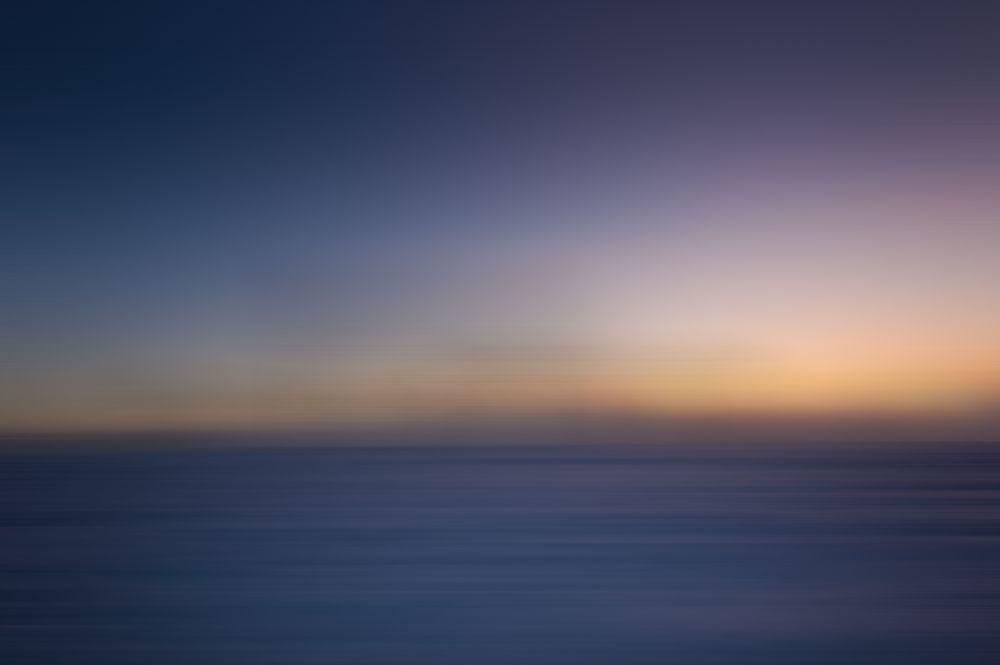 flow: sunset