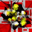 flower art attack