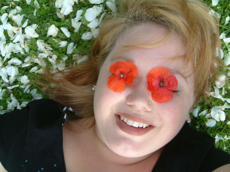 Flower Eyes No 2