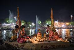 Flower Ghat ~ Simhasth aka Maha Kumbh Mela 2016