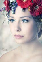 Flowers in the hair II