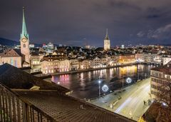 Flowing Zürich