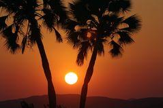 Flucht der Sonne