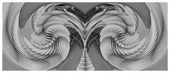 Flügel abstrakt