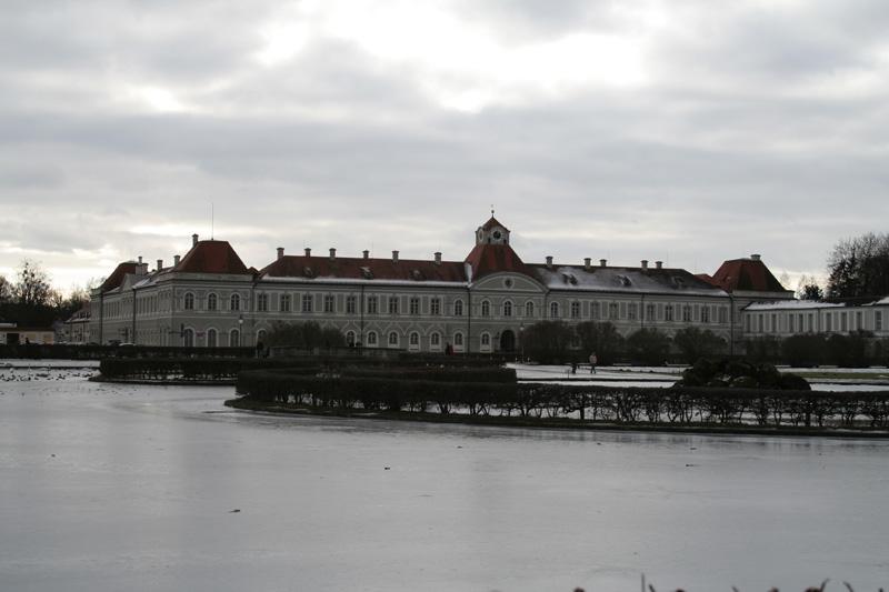 Flügel der Nymphenburg