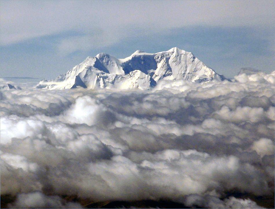 Flug Lhasa- Kathmandu