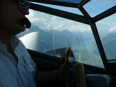 Flug mit JU(pi)52