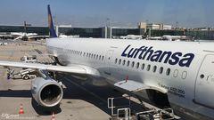 Flug nach Barcelona