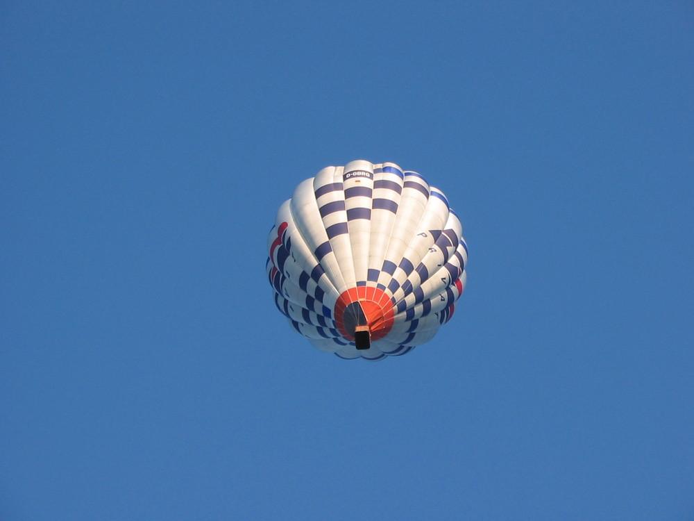 Flug über Nordhorn