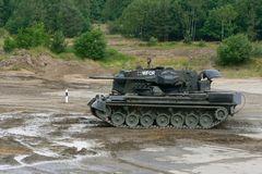 Flugabwehrpanzer Gepard