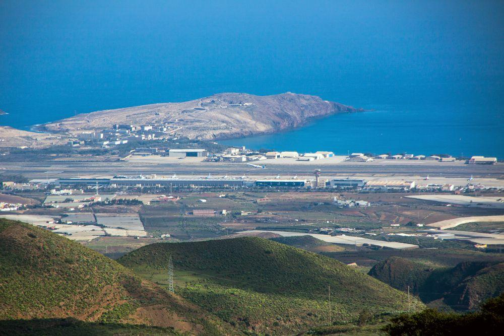 Flughafen auf Gran Canaria