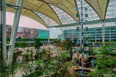 Flughafen Berlin, NEIN MÜNCHEN.......  Lach
