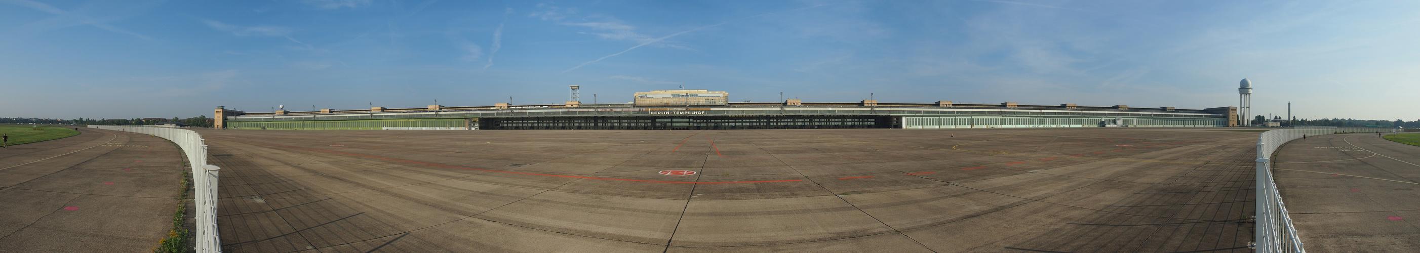 Flughafen Berlin-Tempelhof (THF)