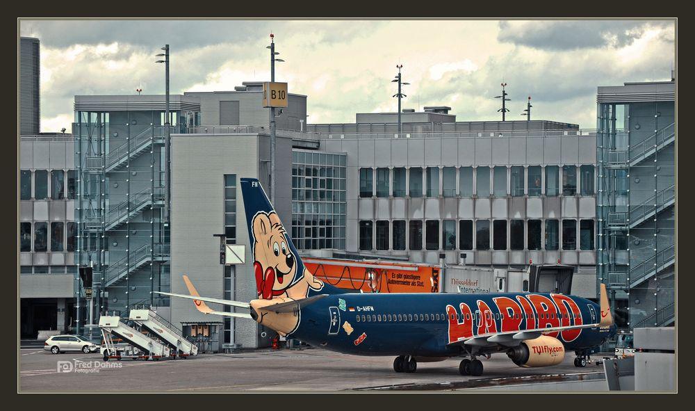 Flughafen, Düsseldorf