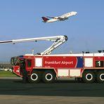 Flughafen Feuerwehr Fraport / Frankfurt am Main