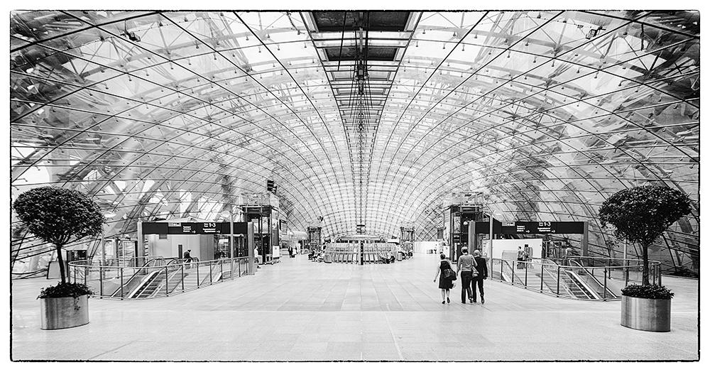 Flughafen Frankfurt - The Squaire I