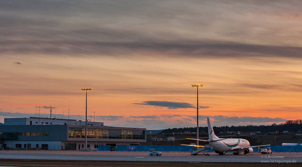 Flughafen Kassel
