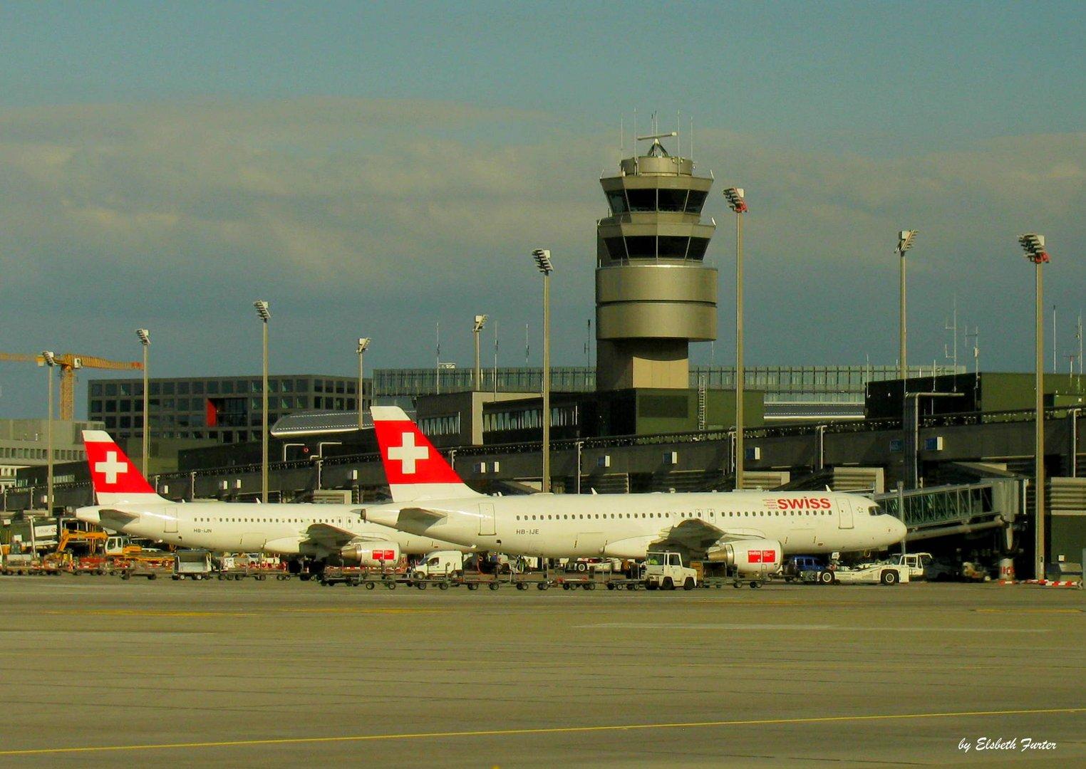 Flughafen Kloten CH