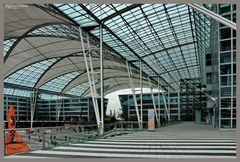 """Flughafen München """"Franz Josef Strauß""""  (Bayern)"""