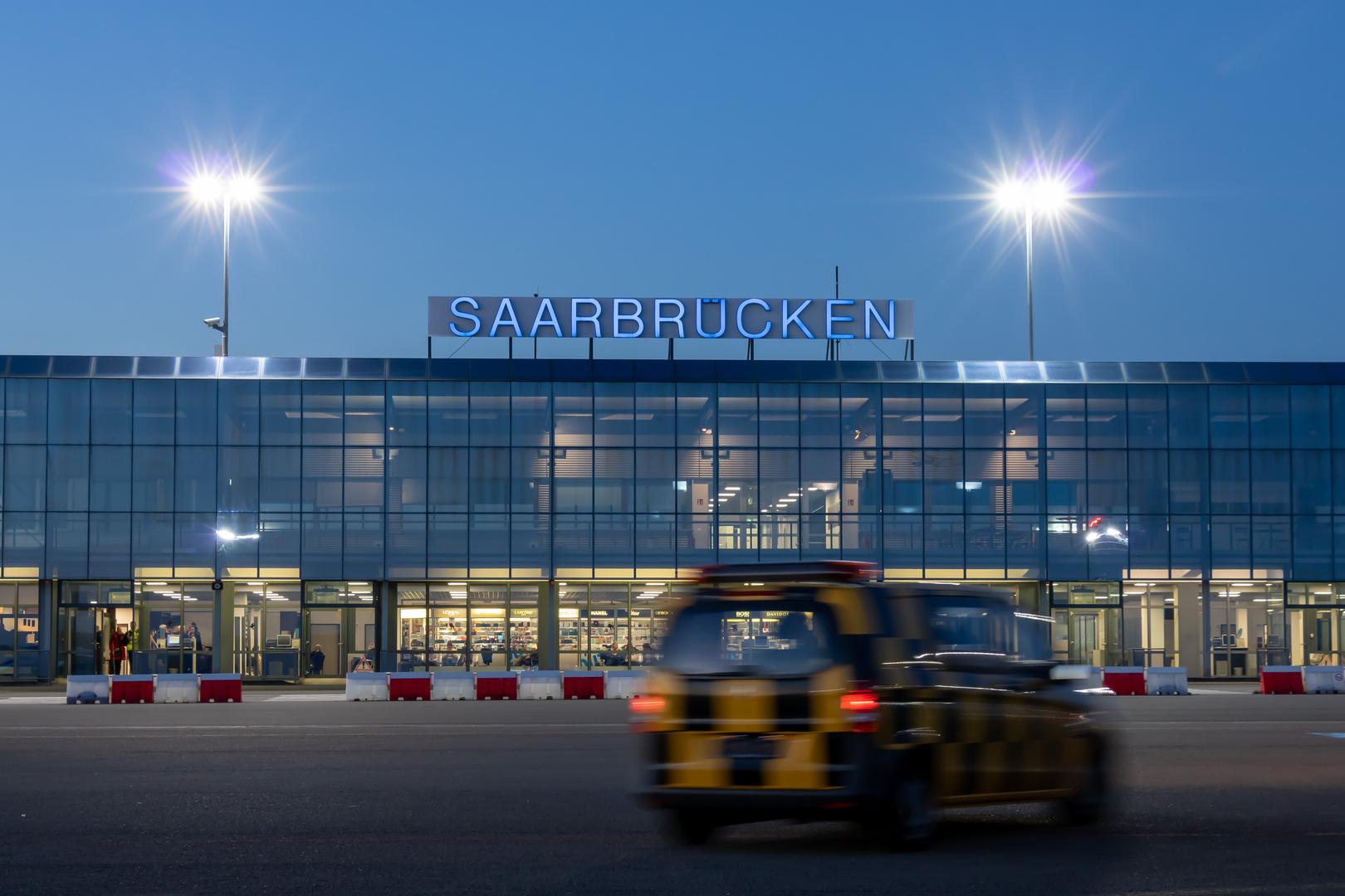 Flughafen Saarbrücken