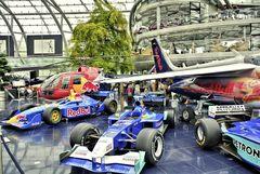 Flughafen Salzburg Hangar 7