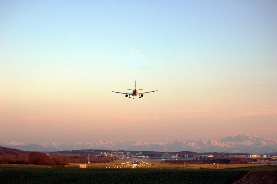 Flughafen ZH Kloten