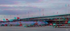 Flughafen Zürich 3D