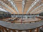 Flughafenhalle Hamburg