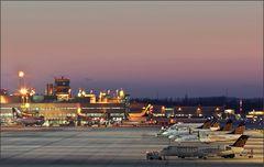 Flughafenromantik