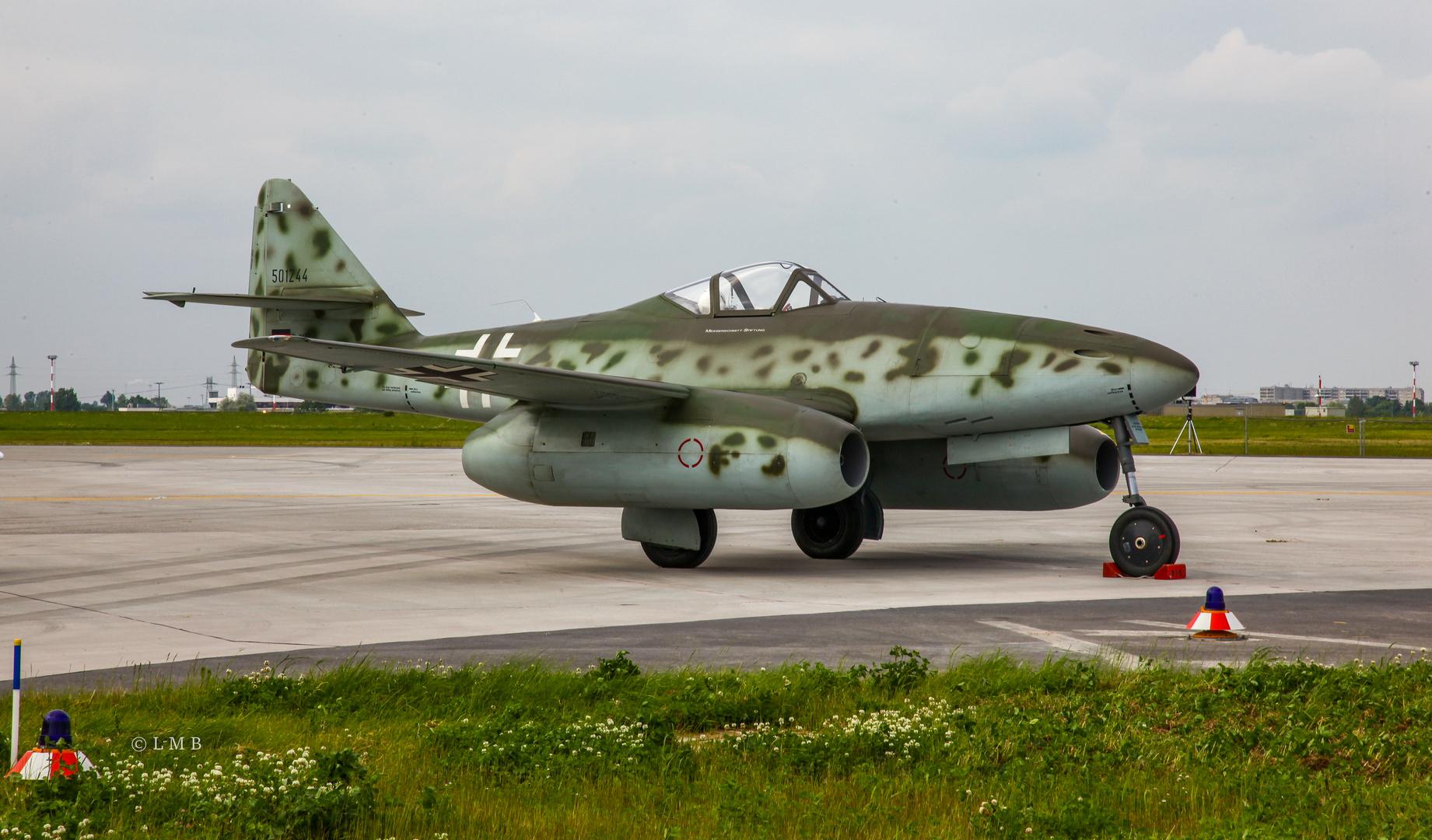 Flugmuseum Messerschmitt
