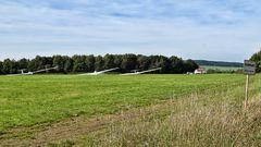 Flugplatz Auerbach