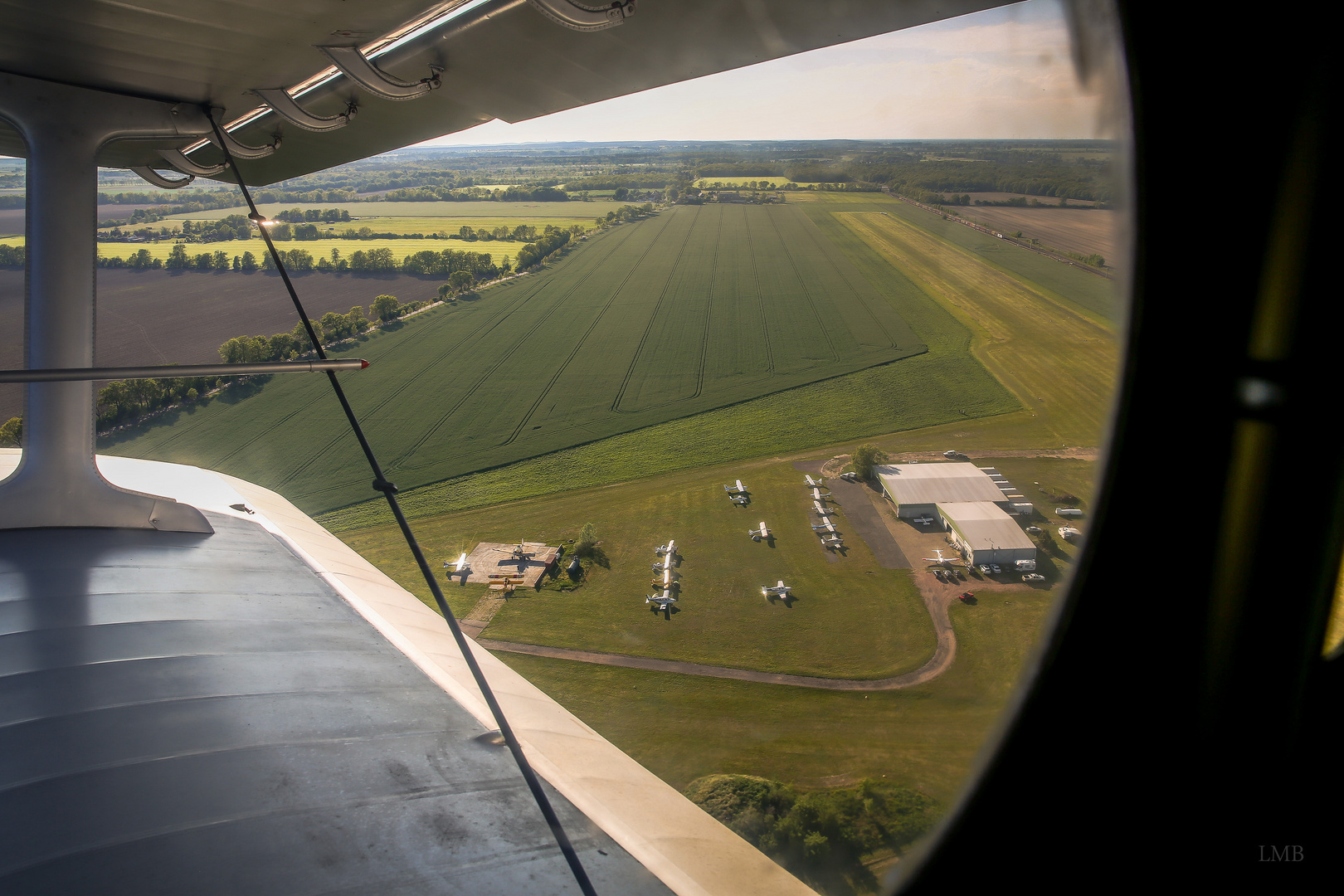 Flugplatz Bienenfarm